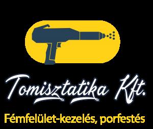 Tomisztatika Kft. Székesfehérvár porfestés szinterezés