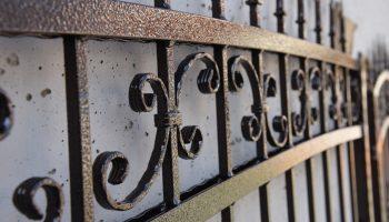 Tomisztatika Kft. Székesfehérvár porfestés kerítés